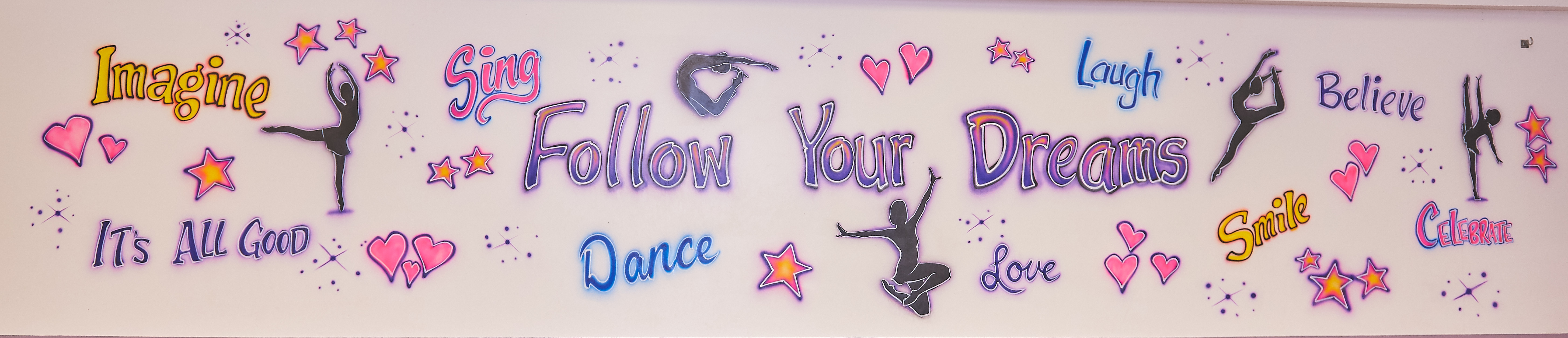 Follow Your Dreams at Dance Workshop by Shari