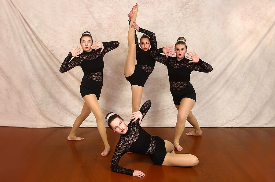 Shimmers Dance Group